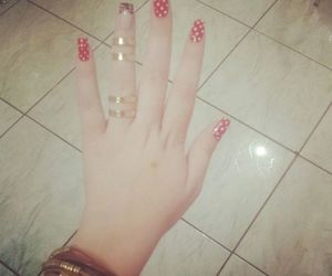 girl, rings, and minnie image