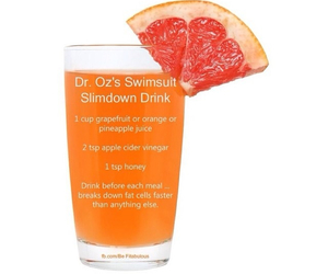 drink, diet, and detox image