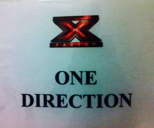 one direction x-factor, one direction, and one direction in italy image