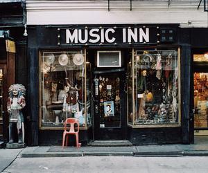 music, vintage, and indie image