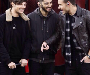 louis, payne, and liam image