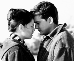 dawson's creek, love, and couple image