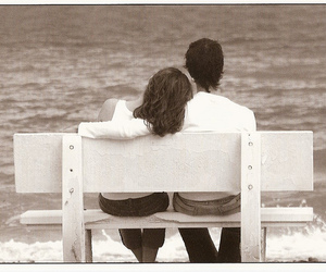 couple, love, and romantic image