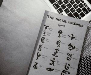 symbol, city of bones, and jace wayland image