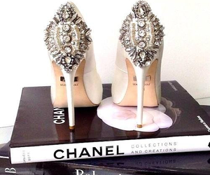 books, fashion, and shoes image