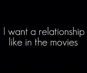 Relationship, love, and movies image