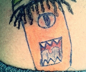 domo, rastafari, and weed image