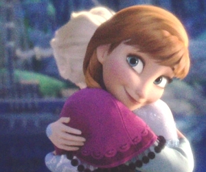 frozen, happy, and sisters forever image