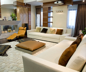 luxury, living room, and home image