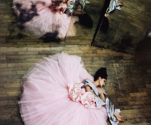 ballgown, floor, and photography image