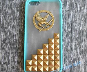 cases, iphone, and hunger games image