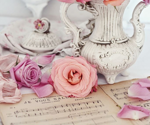 beautiful, cute, and music image