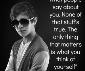 quote and austin mahone image