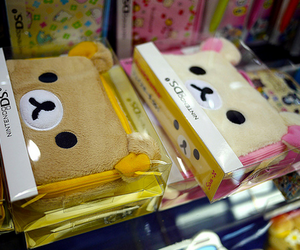 rilakkuma, nintendo, and cute image