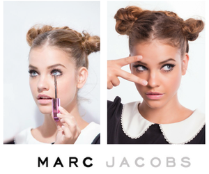 model, marc jacobs, and barbara palvin image