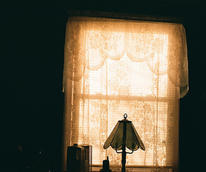 vintage, window, and grunge image