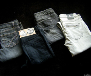 cheap monday, clothes, and denim image
