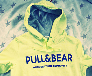 clothes, hoodie, and pull and bear image