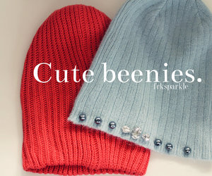 beautiful, photography, and beenies image