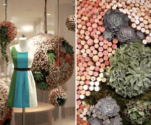Anthropologie, cork, and dress image