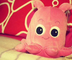 pink, cute, and toy image
