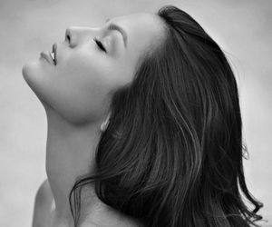 beauty, hair, and woman image
