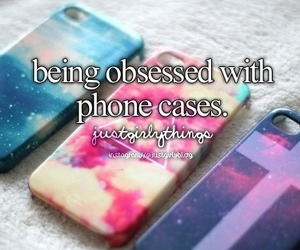 case, just girly things, and iphone image