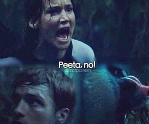 catching, movie, and peeta image