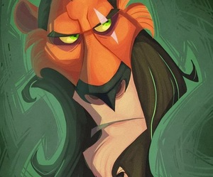 disney and scar image