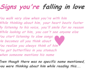 love and signs image