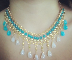 collar and necklace image