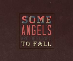 angel, hush hush, and fall image