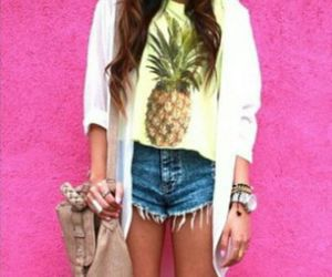 pineapple shirt and cute image
