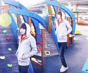 ulzzang boy, park hyung seok, and ulzzang image