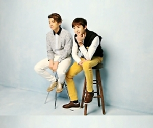 2PM, victoria, and wooyoung image