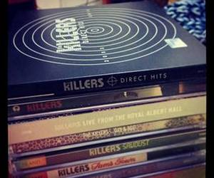 the killers, directhits, and thekillersdicography image