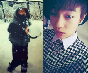 before after, teentop, and snow image