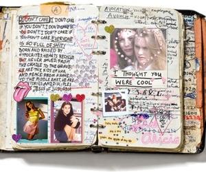 girl and journal image