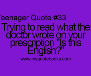 funny, teenager post, and doctor image