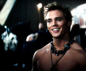 boy, the hunger games, and finnick odair image