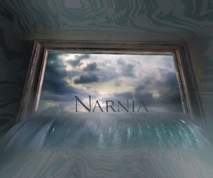 home, narnia, and the chronicals of narnia image