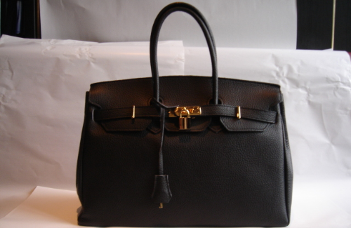 bag, hermes, and black image