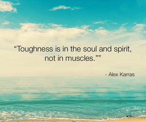 muscles, quote, and soul image
