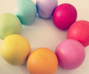 chapstick and eos image