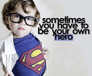 hero, quotes, and tumblr image