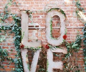 wall, love, and beautiful image