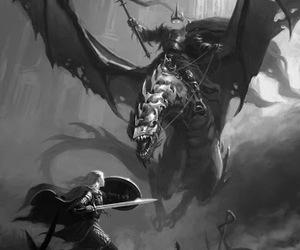 eowyn and glorfindel image