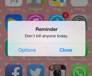 iphone and reminder image