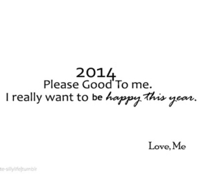love, happy, and year image