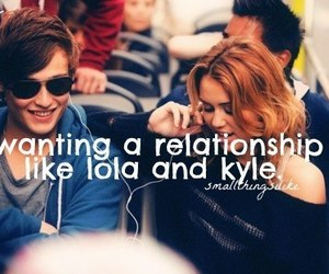 lol, love, and kyle image